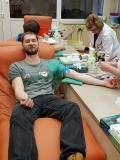 2018.02.10 Walentynkowo oddajemy krew
