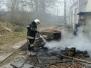 2019.04.13 Pożar odpadów Słupy
