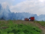 2019.05.25 Pożar przy cmentarzu komunalnym