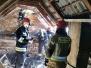 2020.03.24 Pożar dachu Dągi
